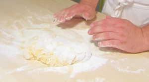 Form a dough