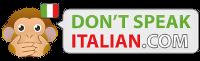 Logo of dontspeakitalian.com