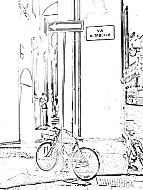 Madrelingua, Italian Language school, via Altabella, 11, Bologna, Italy