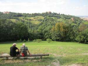 The Hills Above Bologna