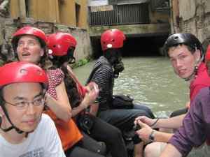 Exploring The Rivers Under Bologna